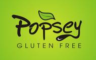 gluten free popsey  Logo - Entry #33