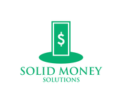 Solid Money Solutions Logo - Entry #175