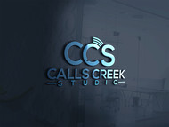 Calls Creek Studio Logo - Entry #25
