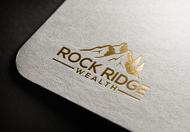 Rock Ridge Wealth Logo - Entry #218