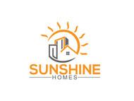 Sunshine Homes Logo - Entry #350