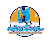 uHate2Paint LLC Logo - Entry #40
