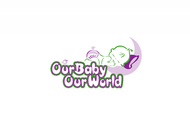 Logo for our Baby product store - Our Baby Our World - Entry #97