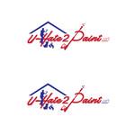 uHate2Paint LLC Logo - Entry #125