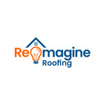 Reimagine Roofing Logo - Entry #56