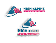 High Alpine Data Consulting (HAD Consulting?) Logo - Entry #83