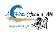 A Wave From It All Logo - Entry #46