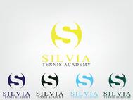 Silvia Tennis Academy Logo - Entry #46