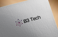 B3 Tech Logo - Entry #81