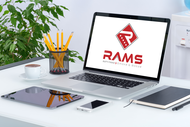 Rams Duty Free + Smoke & Booze Logo - Entry #216
