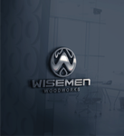 Wisemen Woodworks Logo - Entry #19