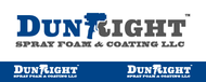 Dun Right Spray Foam and Coating LLC Logo - Entry #80