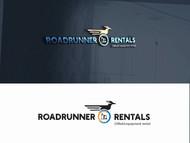 Roadrunner Rentals Logo - Entry #164