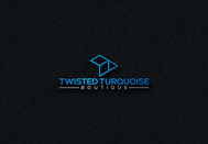 Twisted Turquoise Boutique Logo - Entry #53