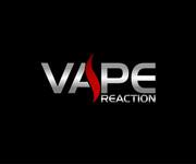 Vape Reaction Logo - Entry #8