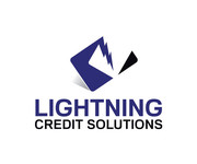 Lightning Credit Solutions Logo - Entry #28
