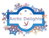 Arctic Delights Logo - Entry #233