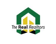The Real Realtors Logo - Entry #74