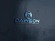 Dawson Transportation LLC. Logo - Entry #176