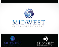 Midwest Apnea Solutions, LLC Logo - Entry #81