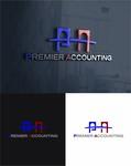 Premier Accounting Logo - Entry #470