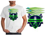 BreakDownSoccer Logo - Entry #14