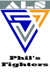 Phil's Fighters Logo - Entry #34