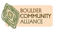 Boulder Community Alliance Logo - Entry #89