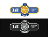 The Grapefruit Moon Logo - Entry #68
