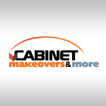 Cabinet Makeovers & More Logo - Entry #161