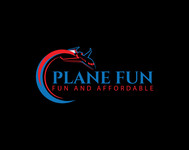 PlaneFun Logo - Entry #56