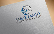 Sabaz Family Chiropractic or Sabaz Chiropractic Logo - Entry #11