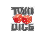 Two Dice Logo - Entry #52