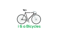 i & a Bicycles Logo - Entry #24
