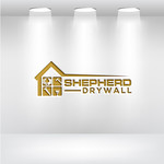 Shepherd Drywall Logo - Entry #140