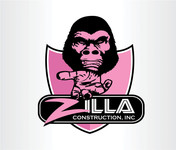 Zilla Construction, Inc Logo - Entry #2