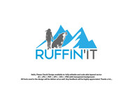 Ruffin'It Logo - Entry #189