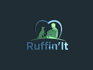 Ruffin'It Logo - Entry #94