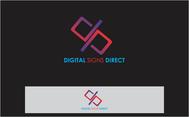 Digital Signs Direct Logo - Entry #4