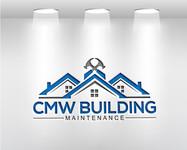 CMW Building Maintenance Logo - Entry #417