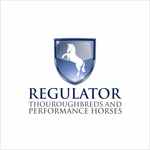 Regulator Thouroughbreds and Performance Horses  Logo - Entry #4