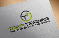 Trina Training Logo - Entry #300