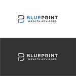 Blueprint Wealth Advisors Logo - Entry #248