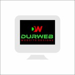 Durweb Website Designs Logo - Entry #155