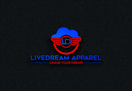LiveDream Apparel Logo - Entry #288