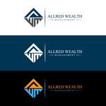 ALLRED WEALTH MANAGEMENT Logo - Entry #260