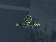 Burp Hollow Craft  Logo - Entry #138