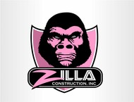 Zilla Construction, Inc Logo - Entry #3