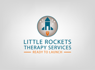 Little Rockets Therapy Services Logo - Entry #56