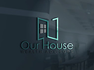 Our House Wealth Advisors Logo - Entry #65